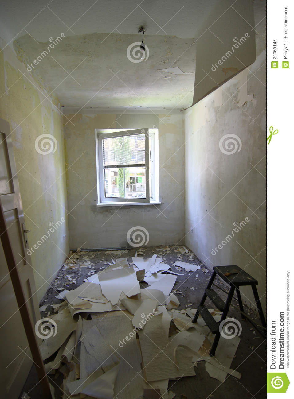 Rundown apartment stock photo. Image of dirty, estate ...