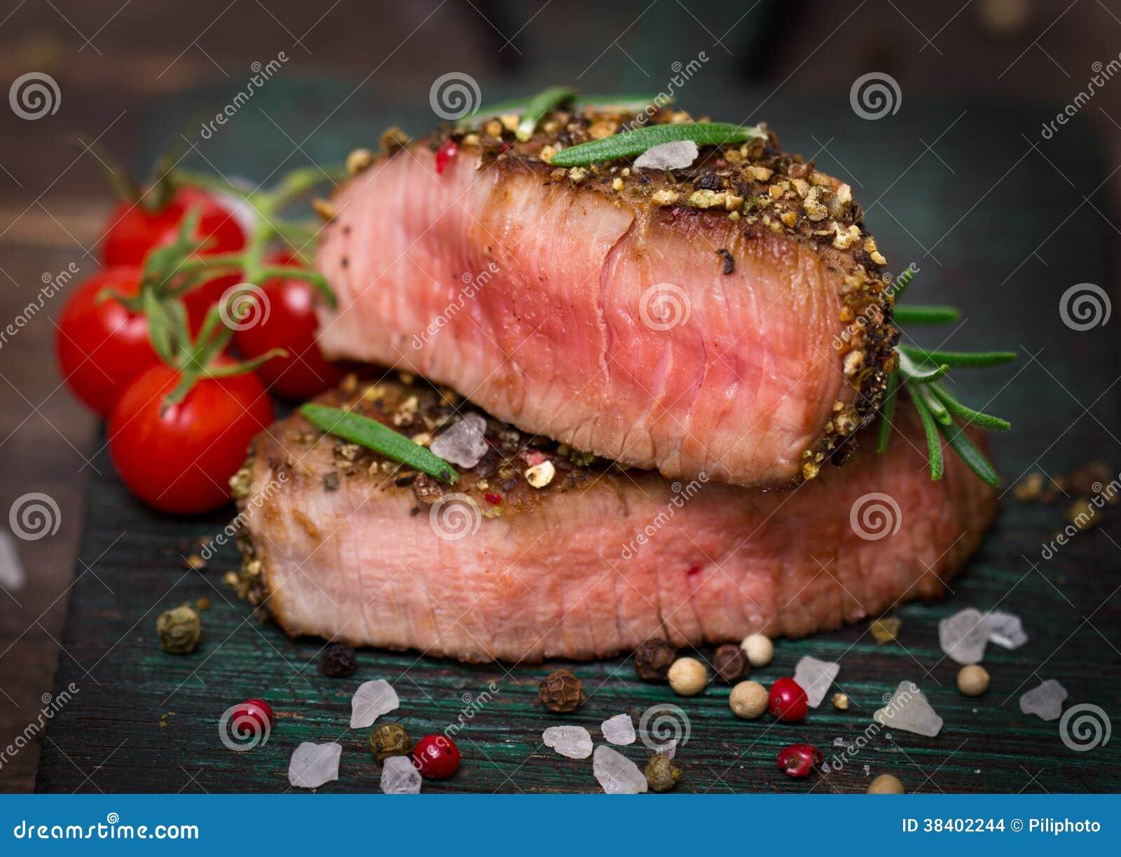 Rundvleeslapje vlees