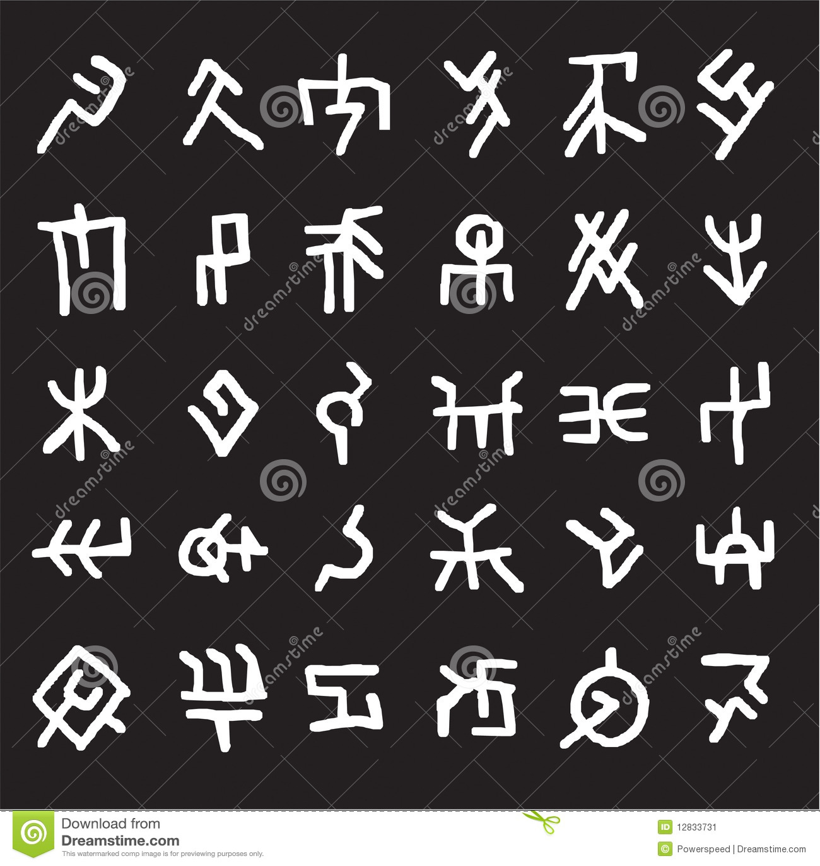 Runes stock illustrations 3837 runes stock illustrations vectors runes vector unreal symbols magic runes witchcraft signs stock image buycottarizona Choice Image