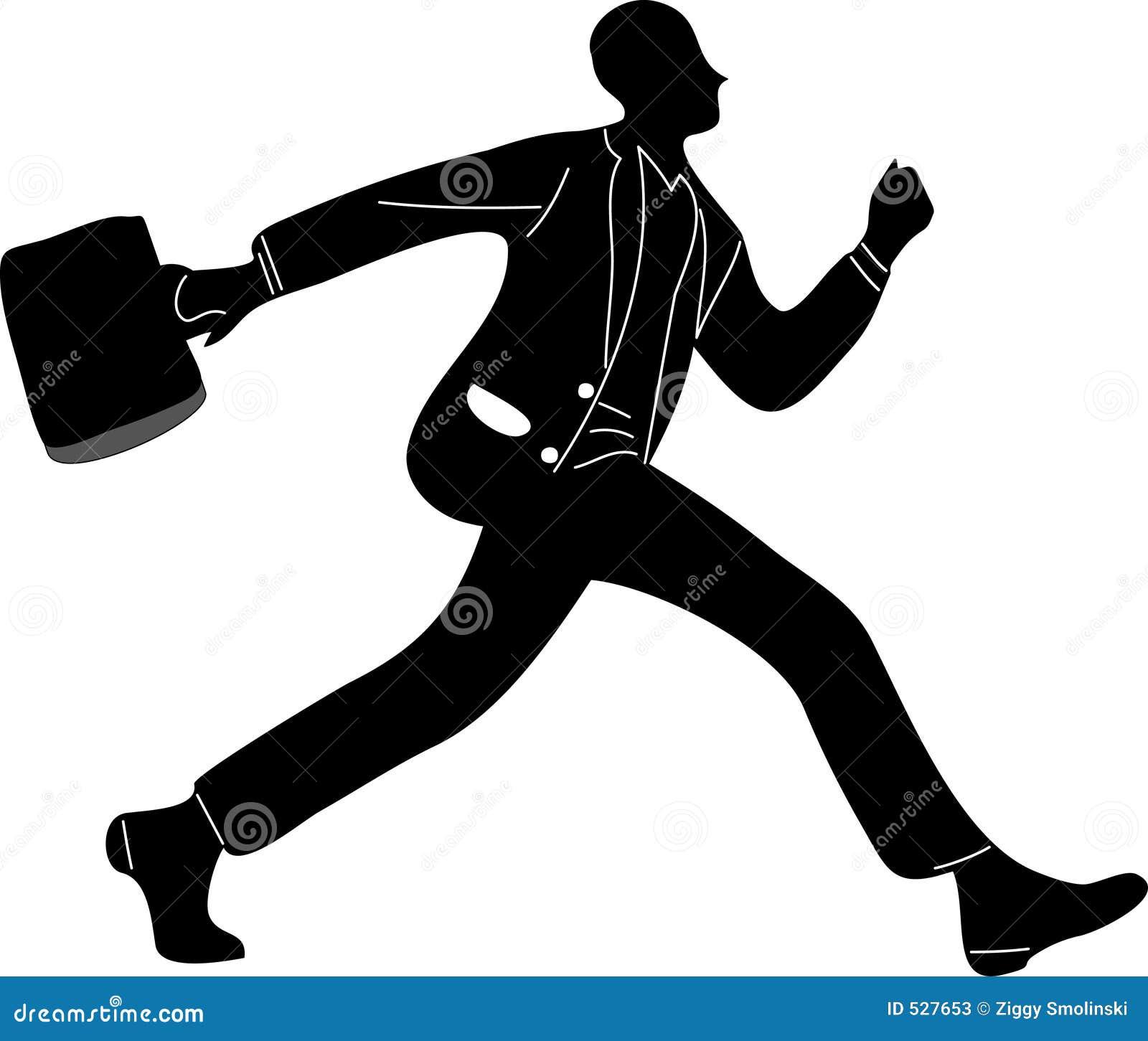 Businessman Running Shoes