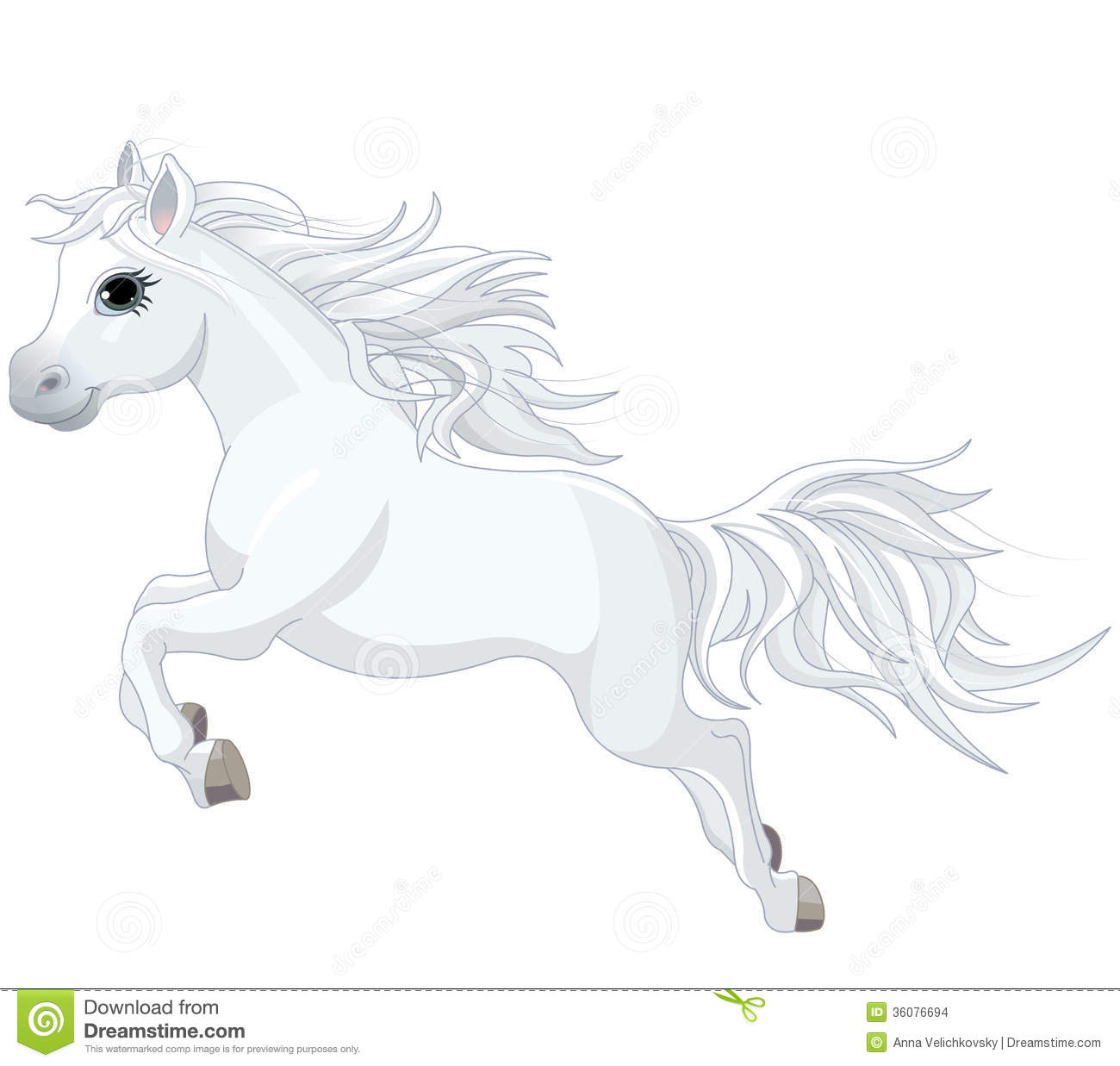 Running Horse Stock Images Image 36076694