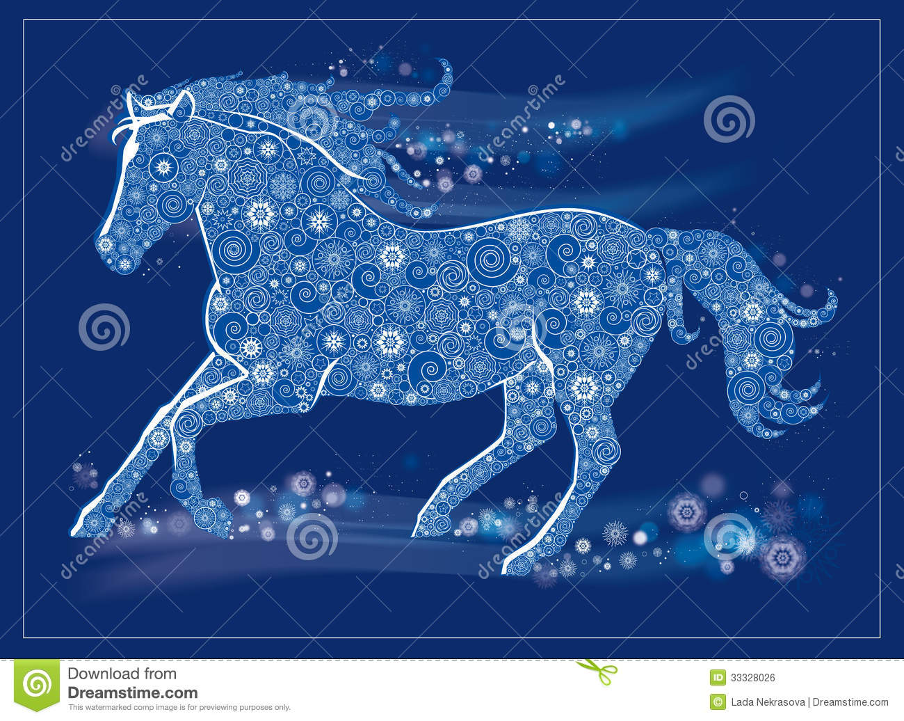 Happy New Year Horse Images 31
