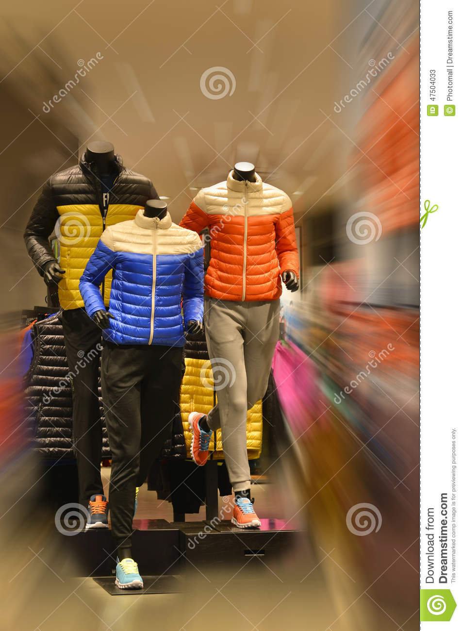 Sport clothing store. Cheap online clothing stores