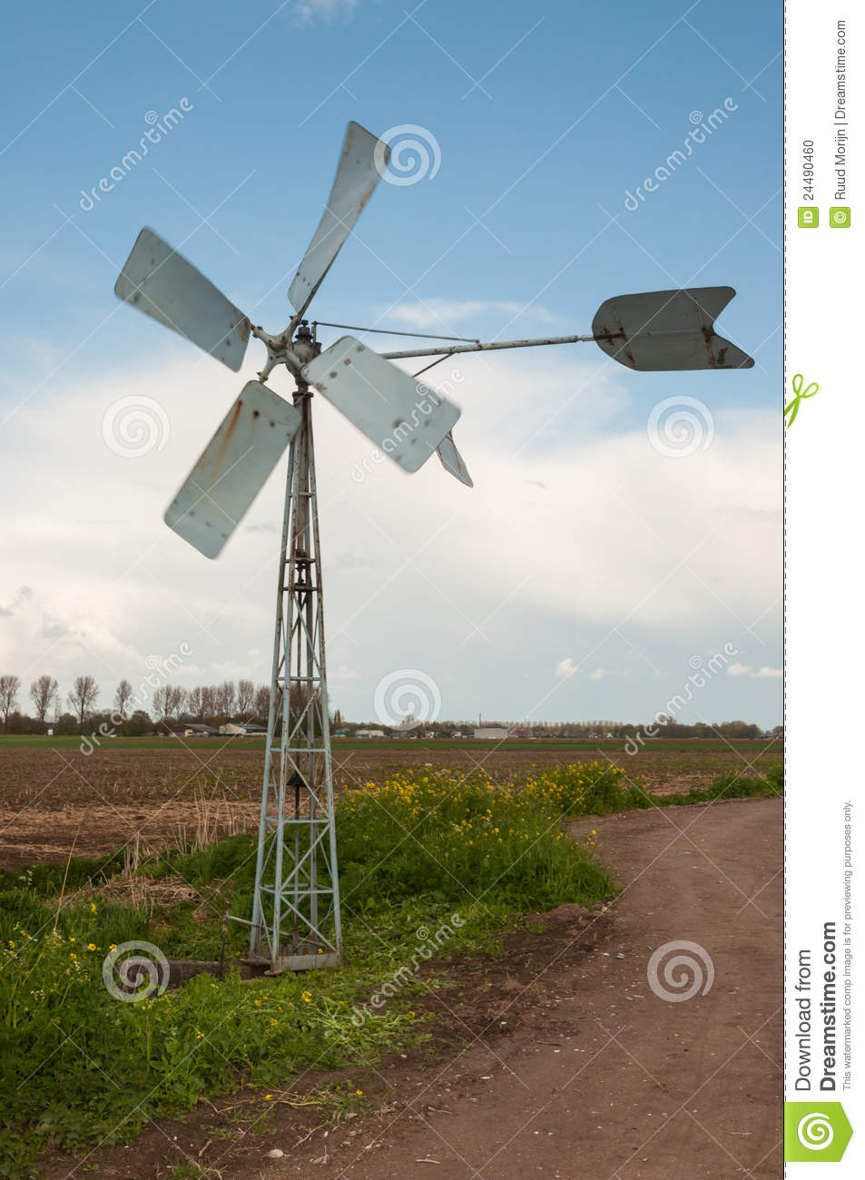 Images Of Old Fashioned Windmill Pumps