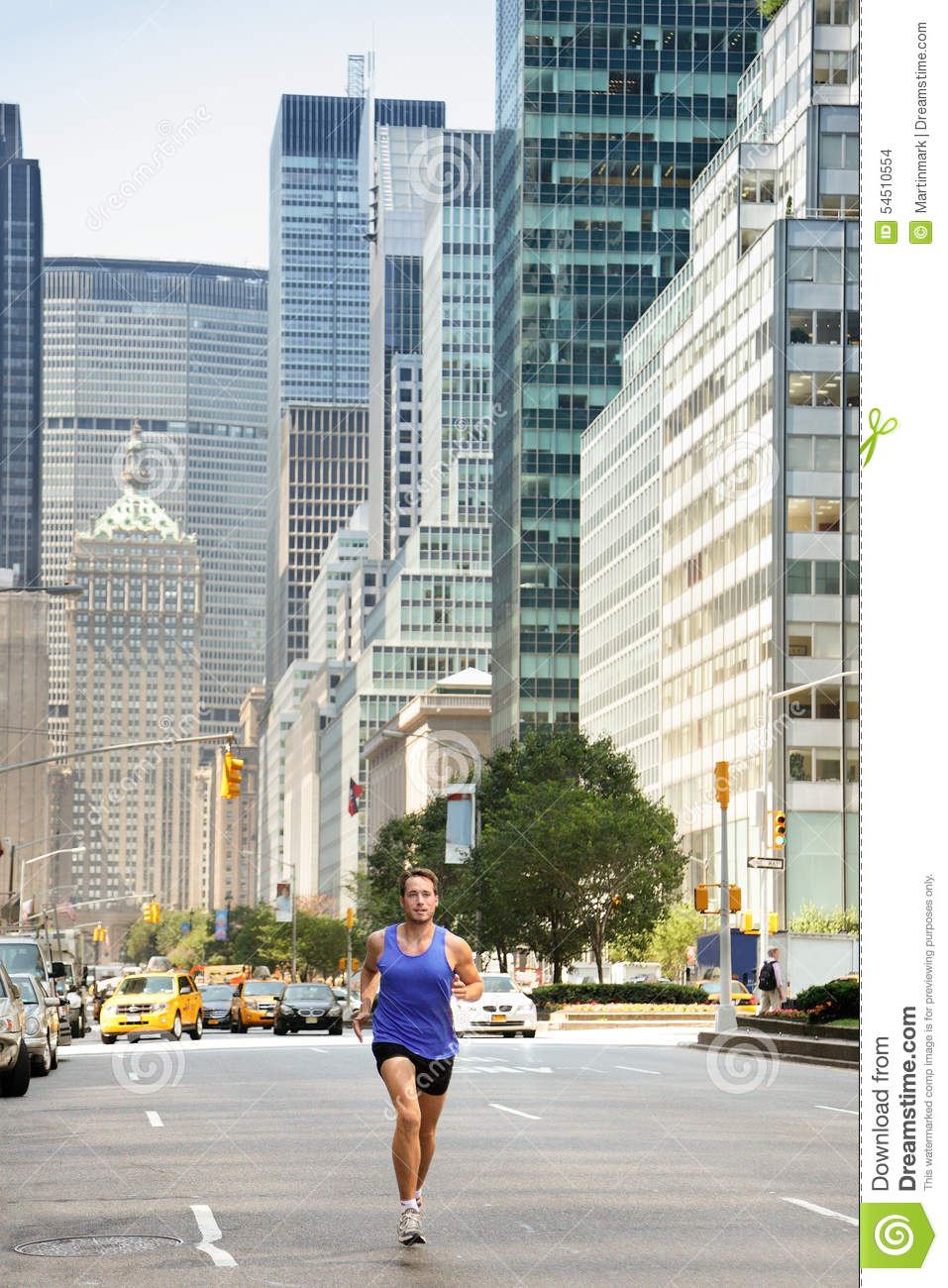 Running Workout In New York City