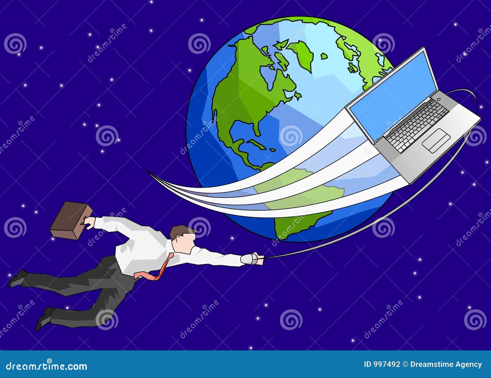 Runt om världen