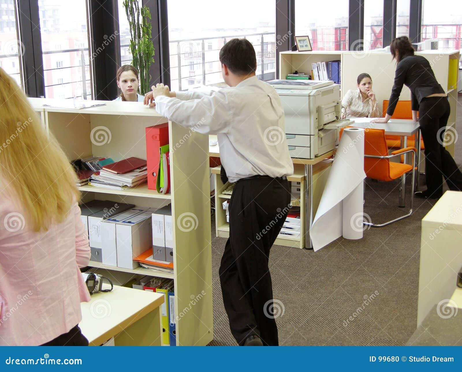 Ruptura curta no trabalho
