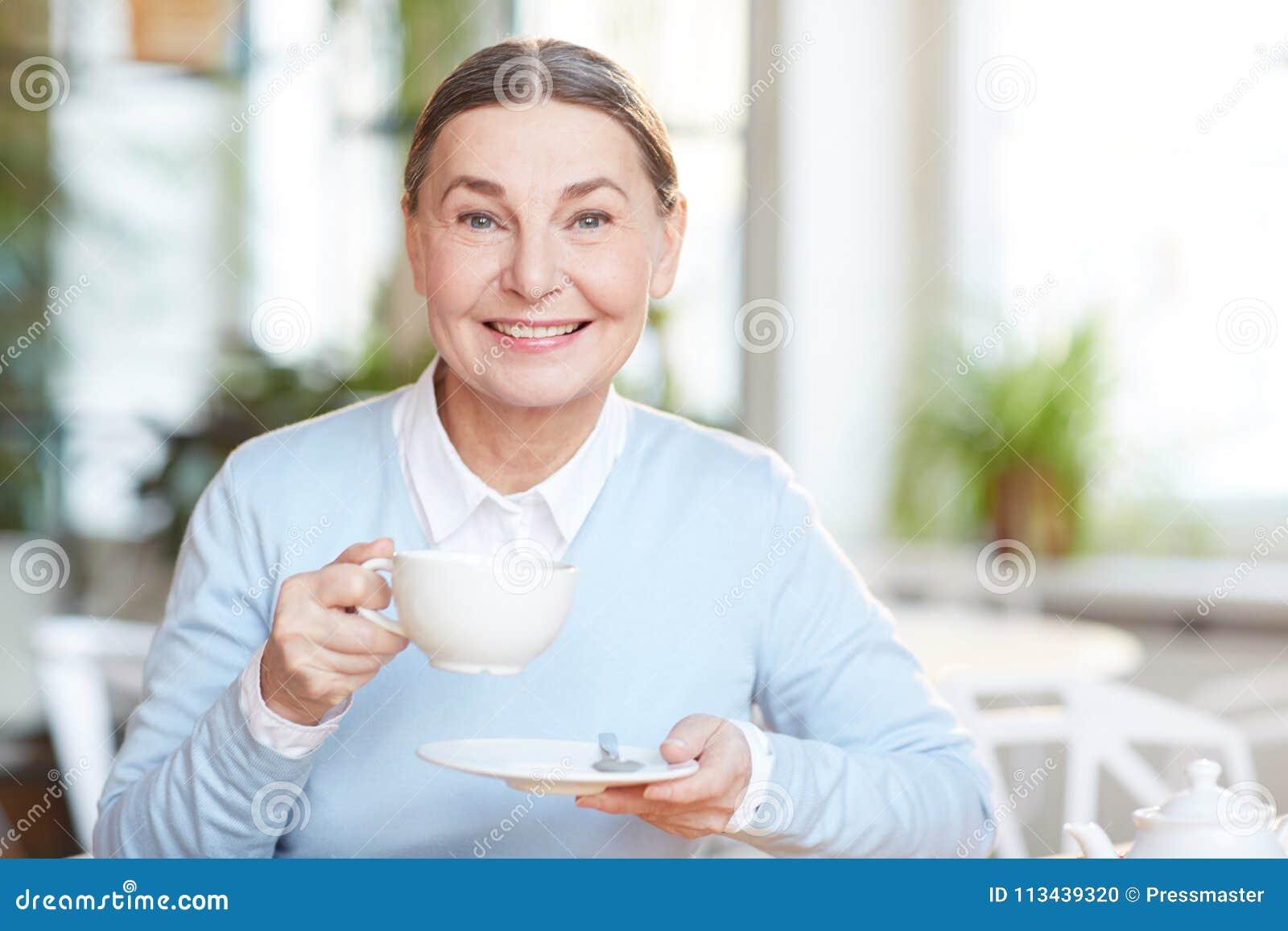 Ruptura para o chá