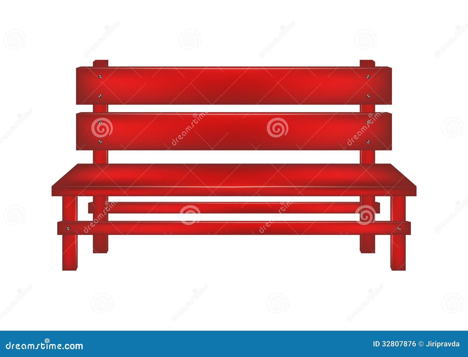 Rural Bench Stock Vector Image Of Rural Hardwood Outdoor 32807876