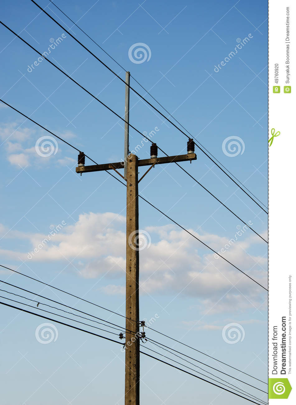 rural electrical post by the road stock photo 49760920 megapixl