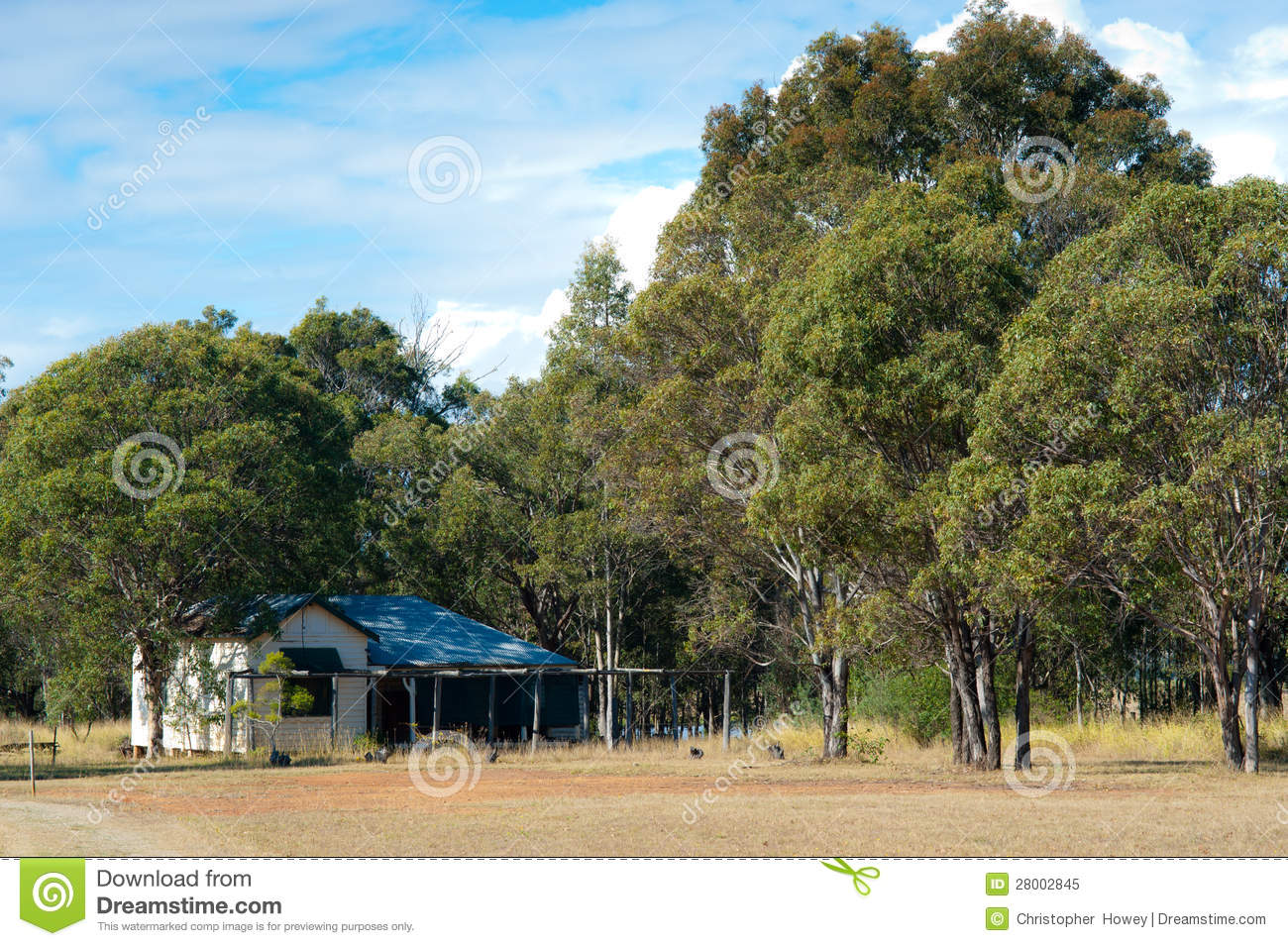 Rural homestead australia royalty free stock photo for Free homestead