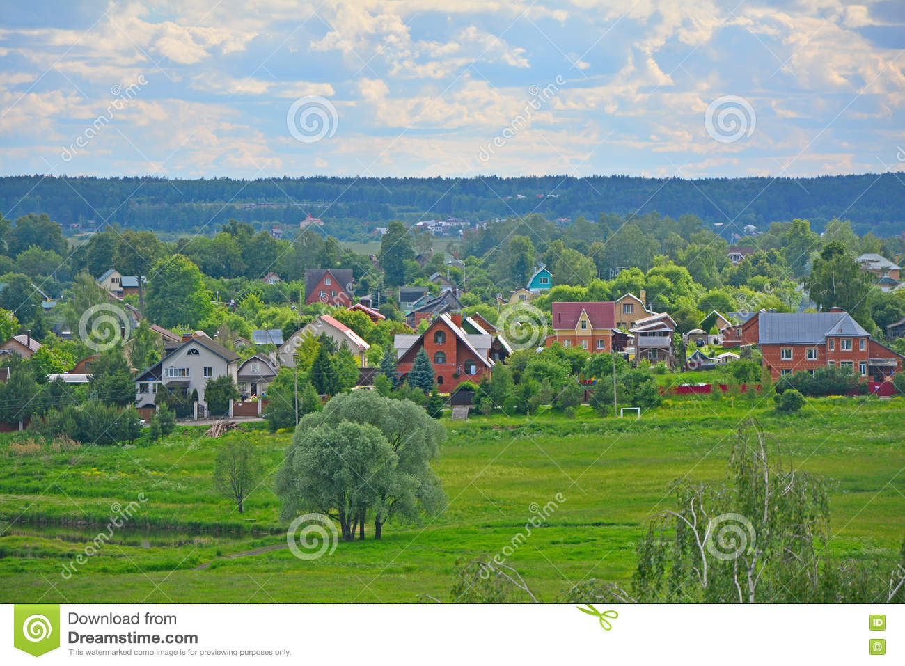 Rural settlements of Russia: from the start to the municipality 70