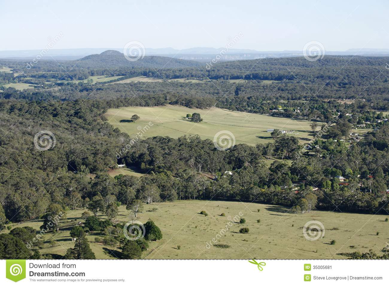 Rural landscape stock image image 35005681 for South australia landscape