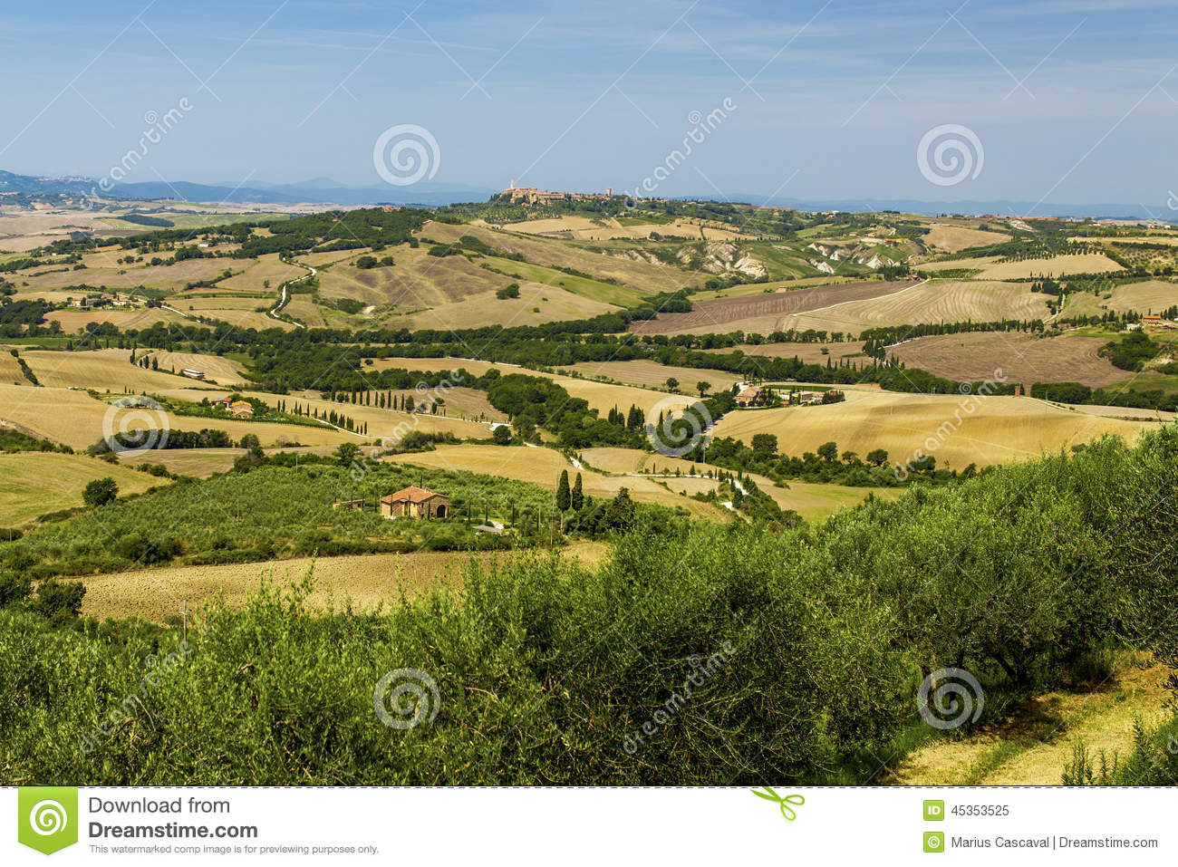 beautiful tuscany landscape italy - photo #18