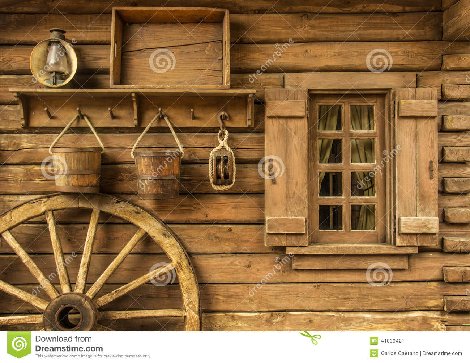 Rural Western Stock Photo Image 41839421
