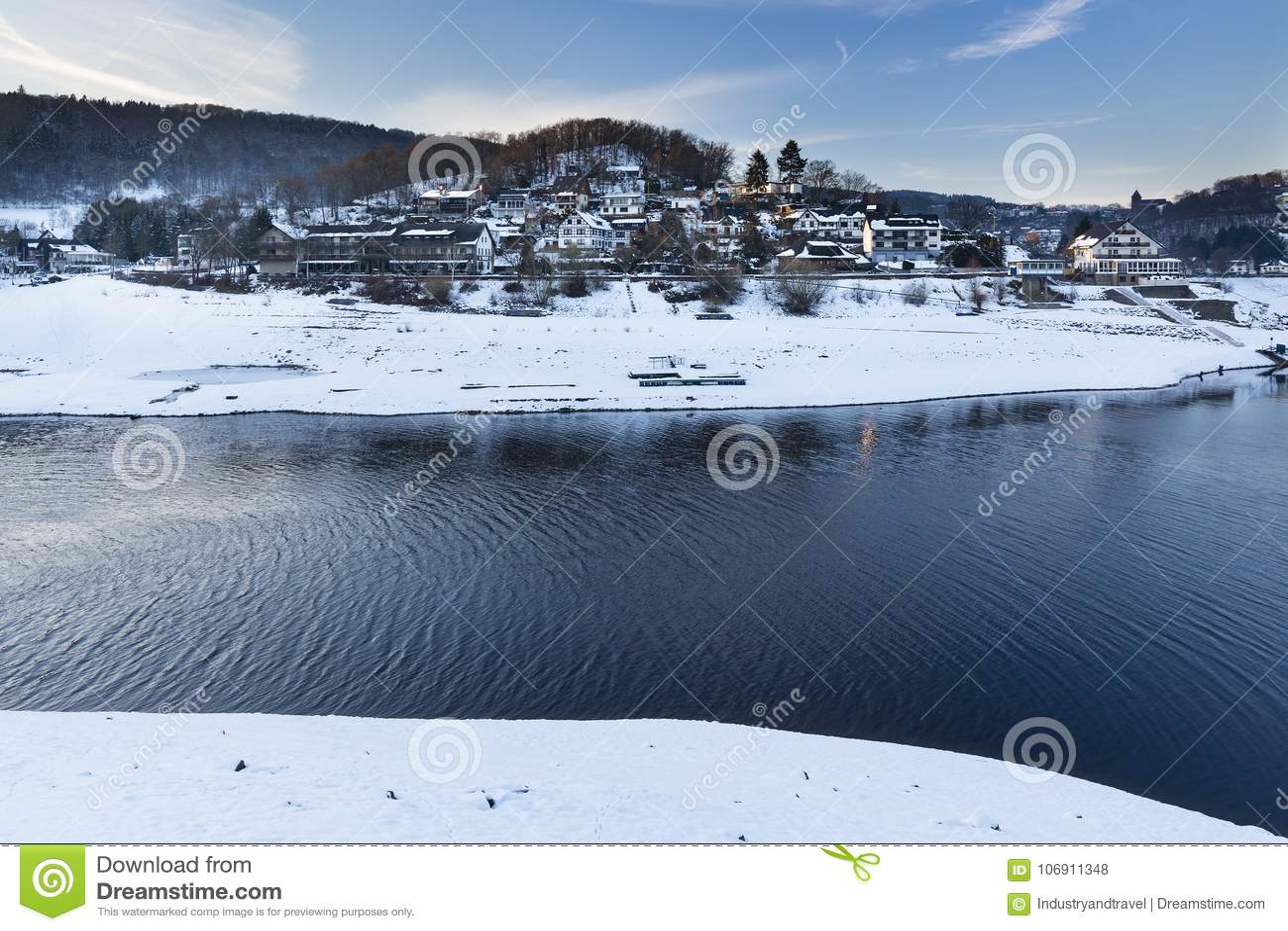 Rurberg wioska, Niemcy