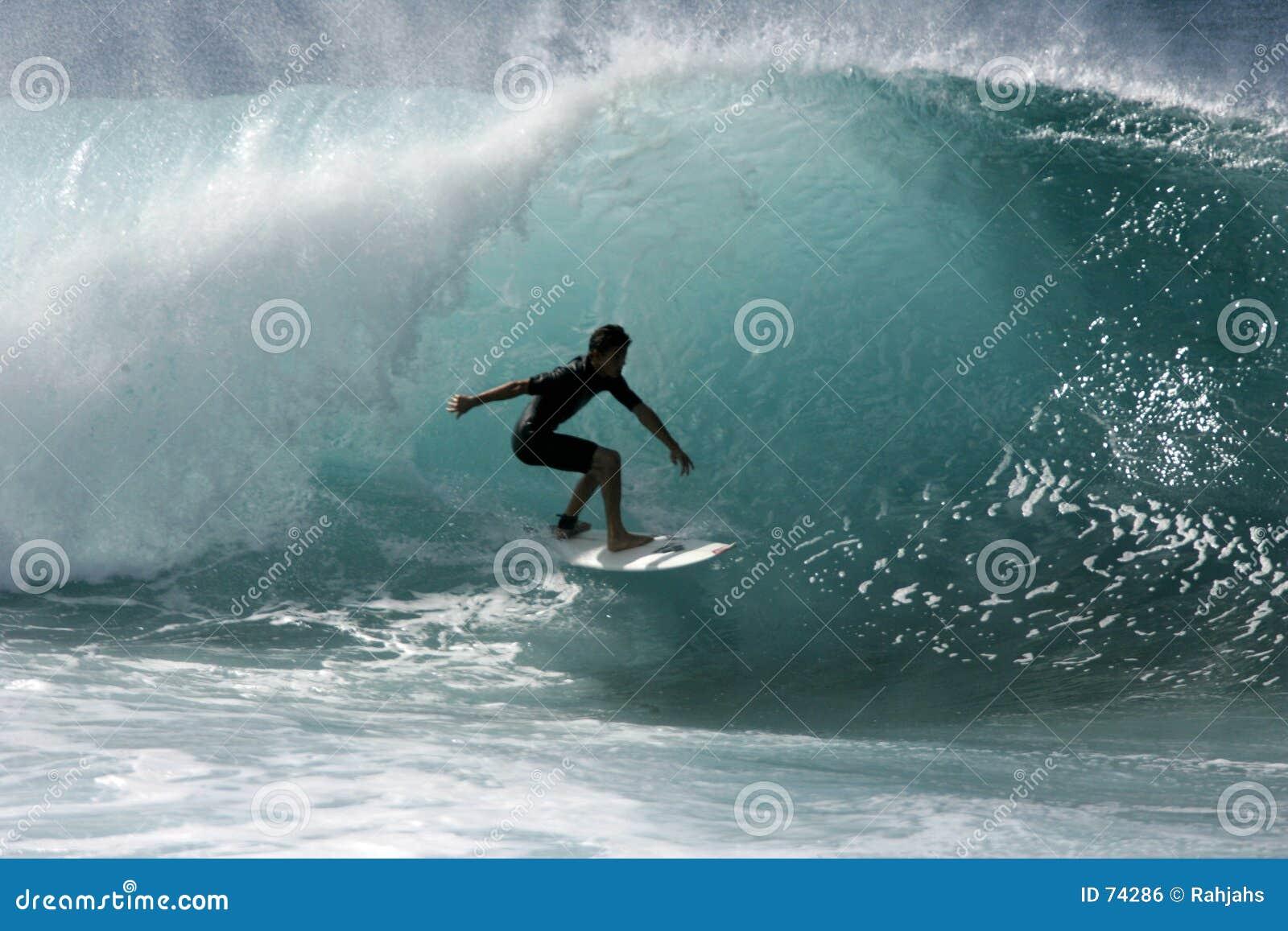 Rurociąg surfera