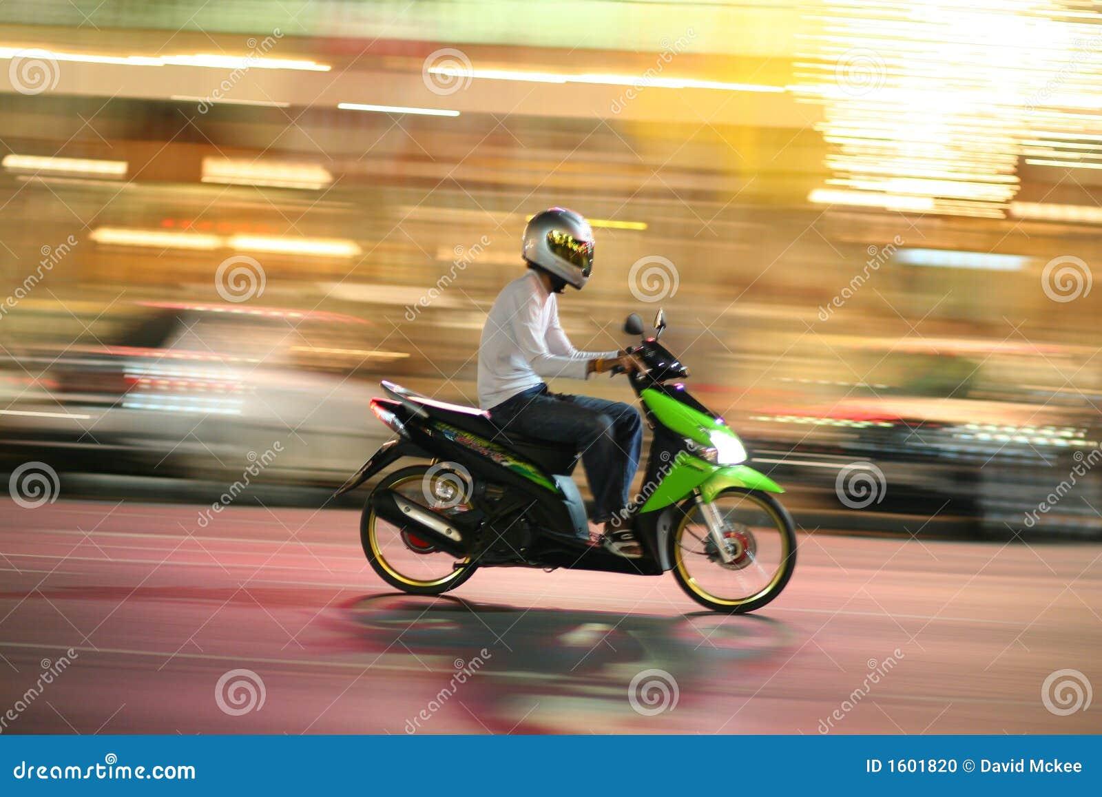 Rusa för motorcykel