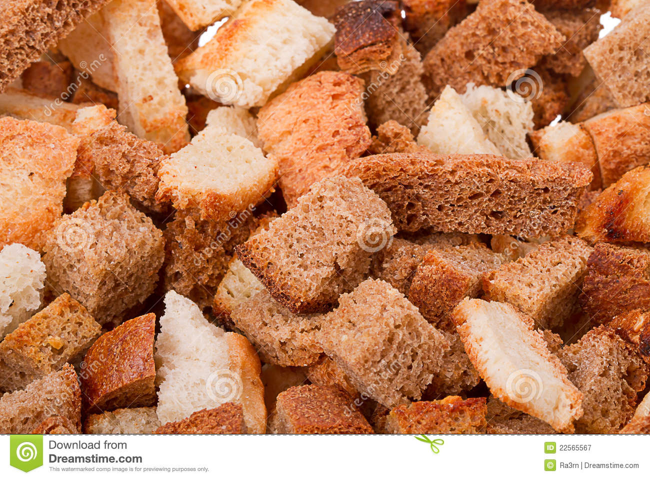 how to make rusks from bread at home
