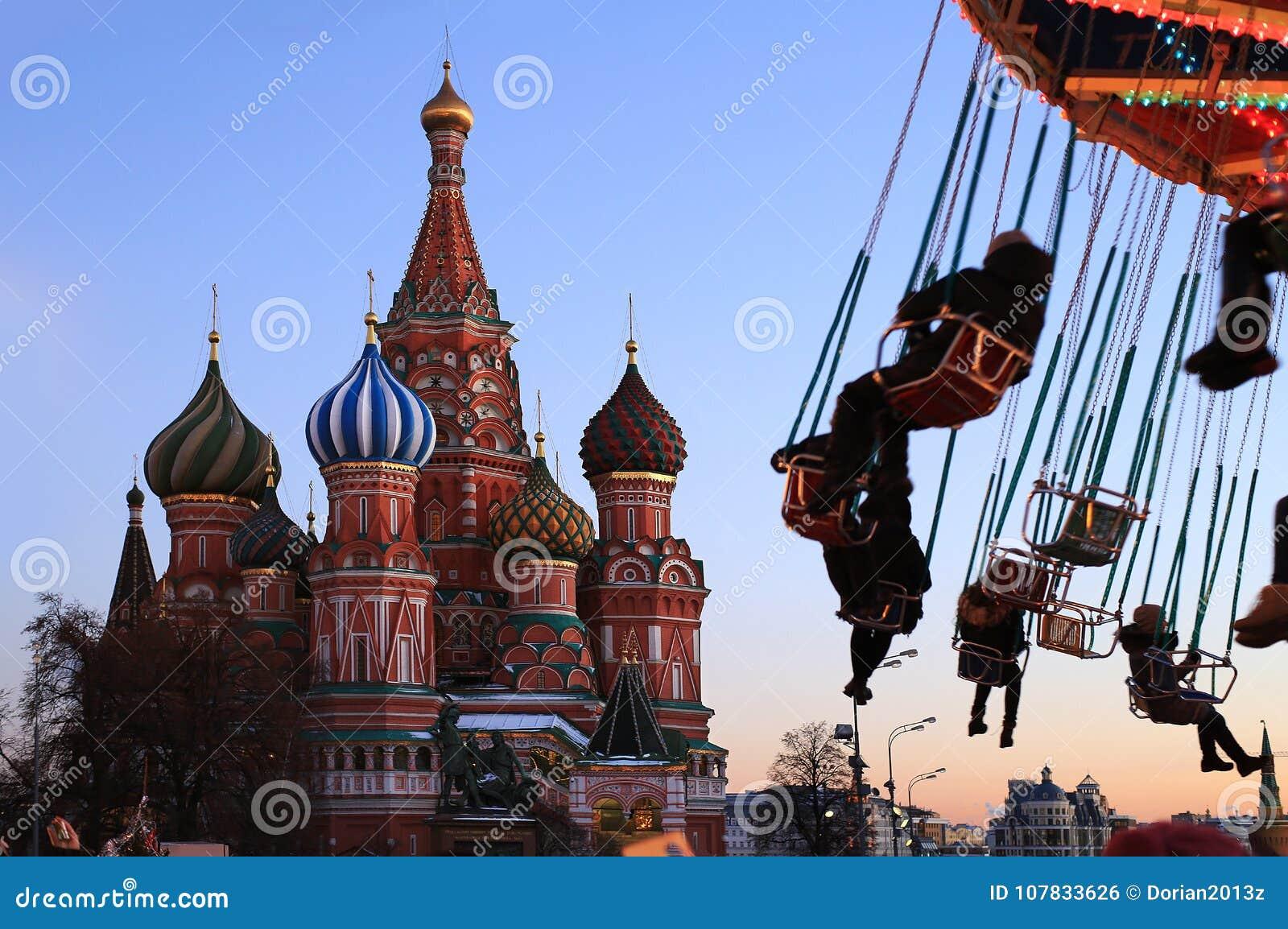 Rusland, Moskou