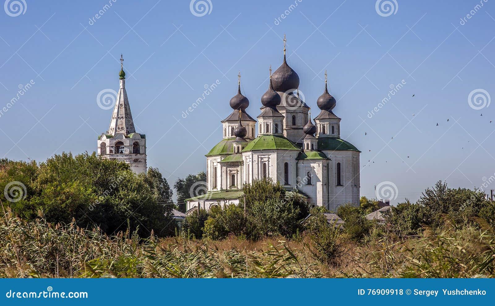 Rusland, Starocherkassk, het eerste kapitaal van Don Cossacks