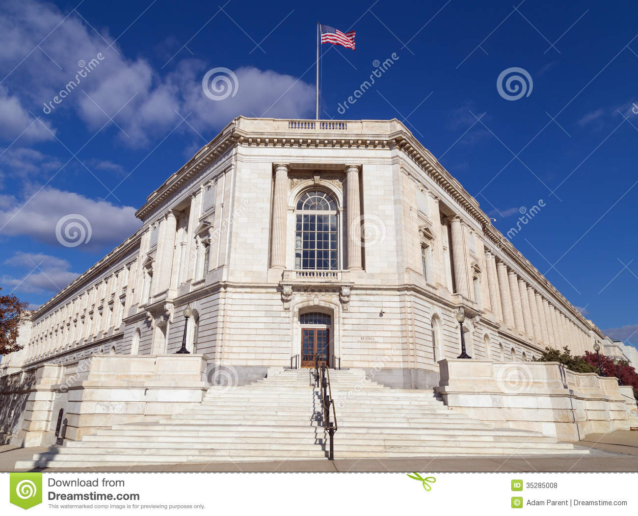Russell Senate Office Building Royalty Free Stock Photos ...