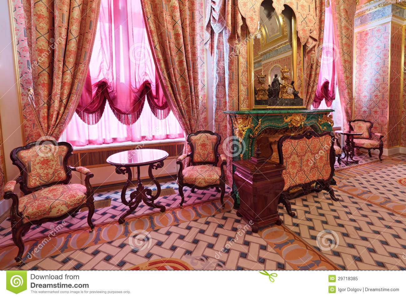 The Royal Accommodations Stock Image Image Of Deluxe