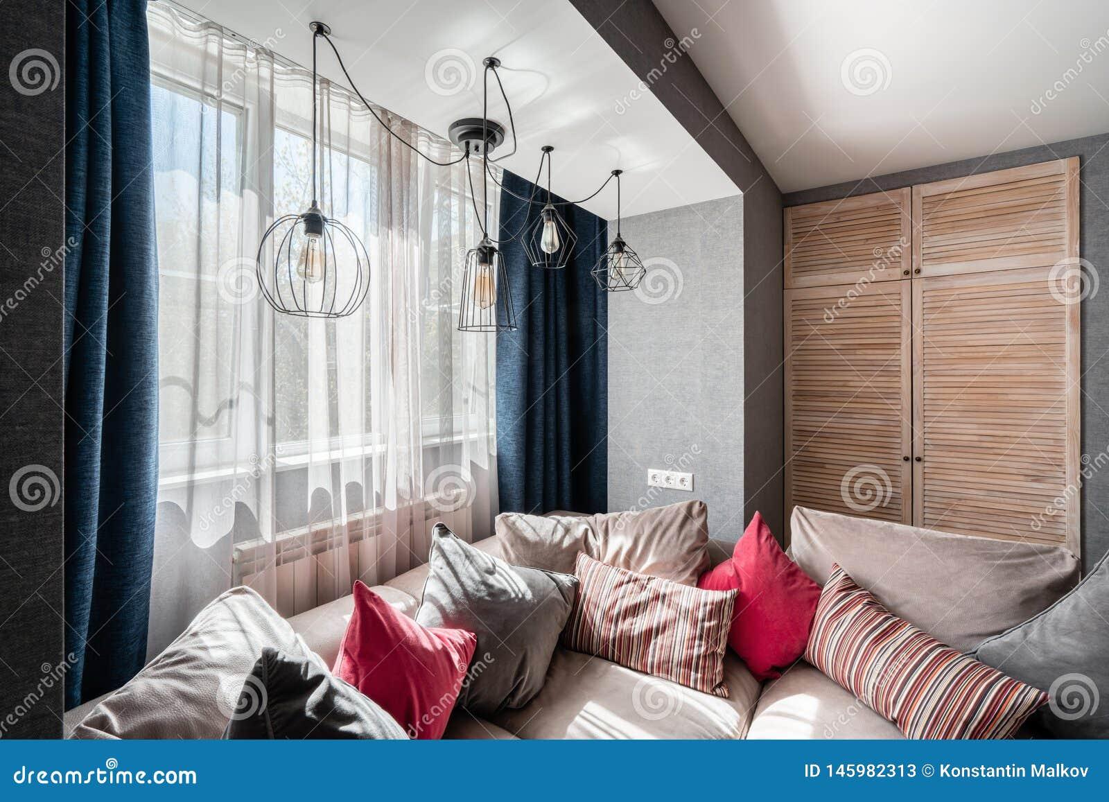 Russia Nizhny Novgorod April 26 2019 Private Apartment