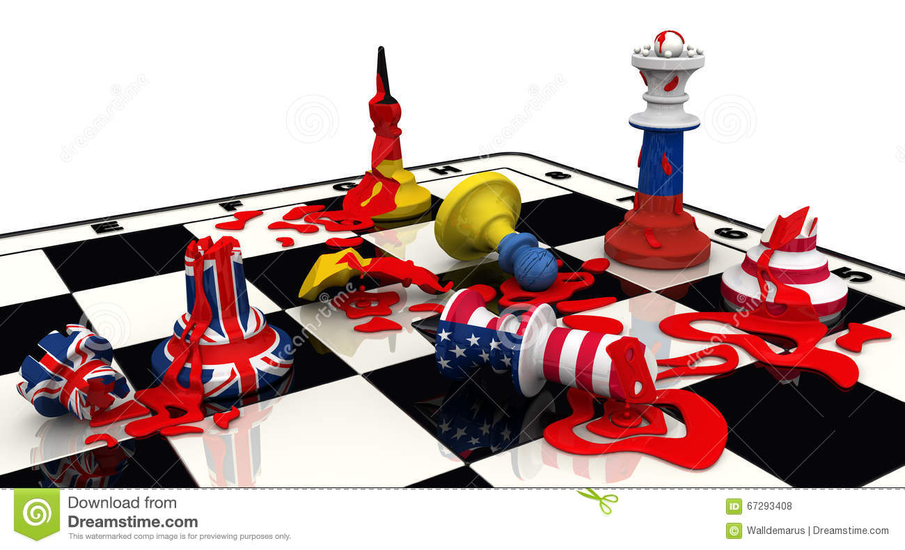 Image result for geopolitical chessboard,