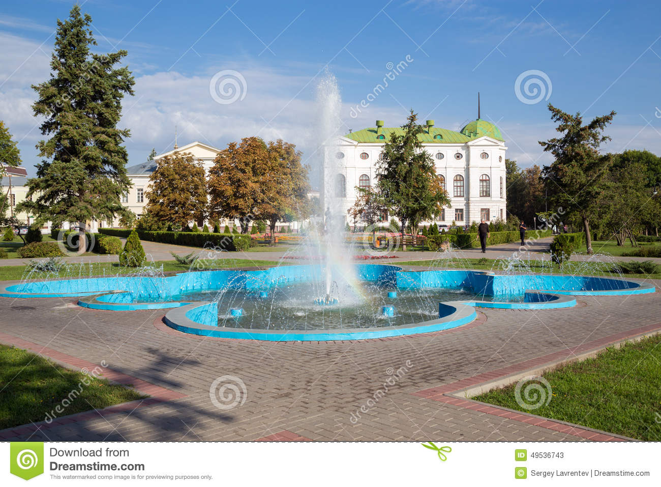Friendship Park in Tambov: where is located and how to get 22