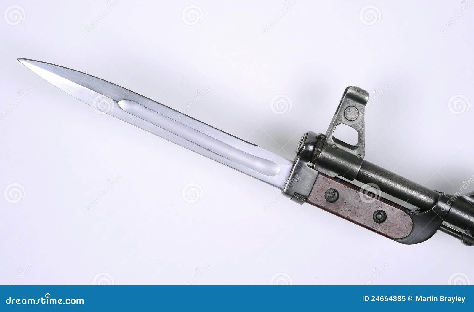 Russian AK47 bayonet