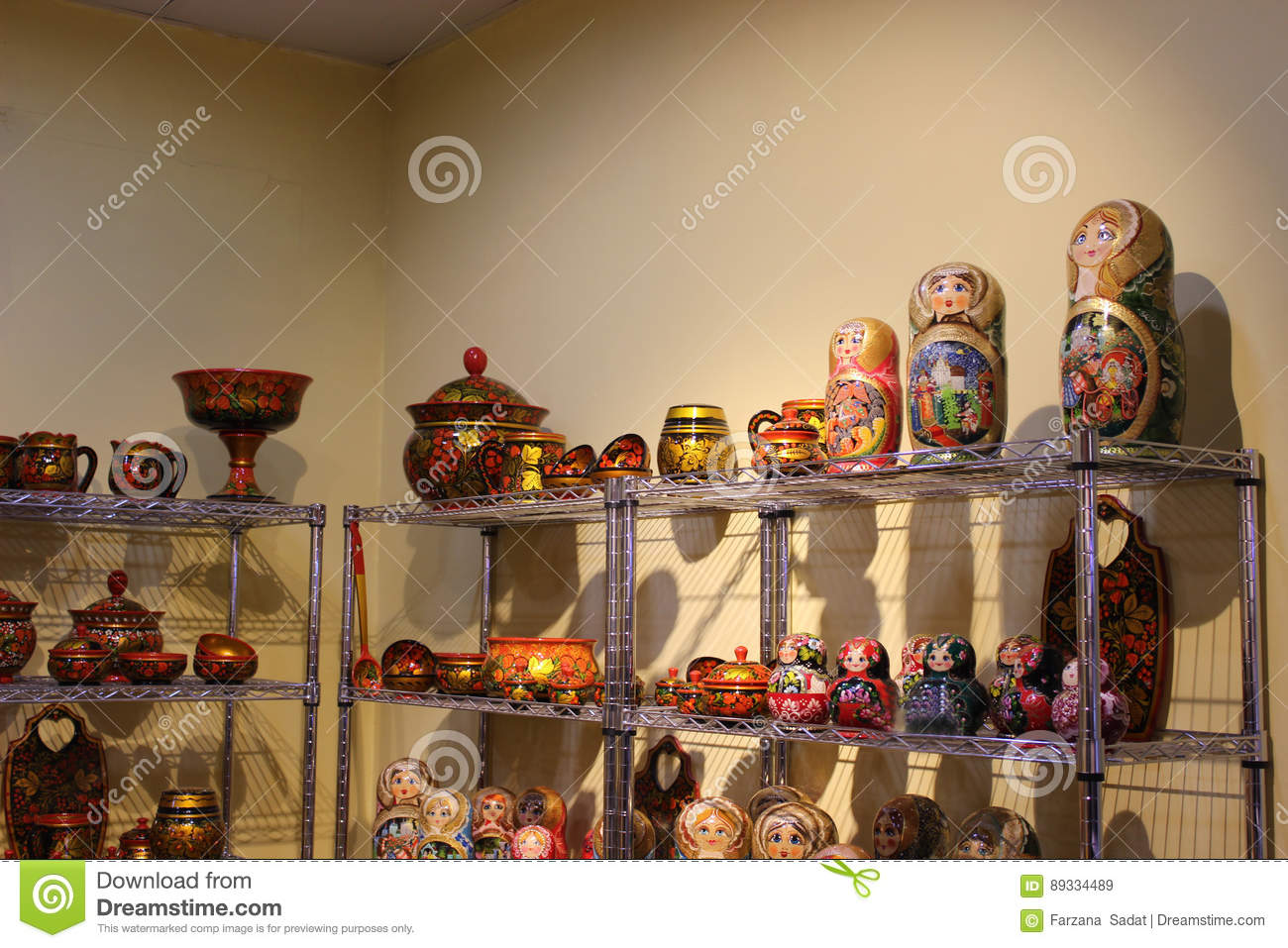 Russian Antiques For Home Decor