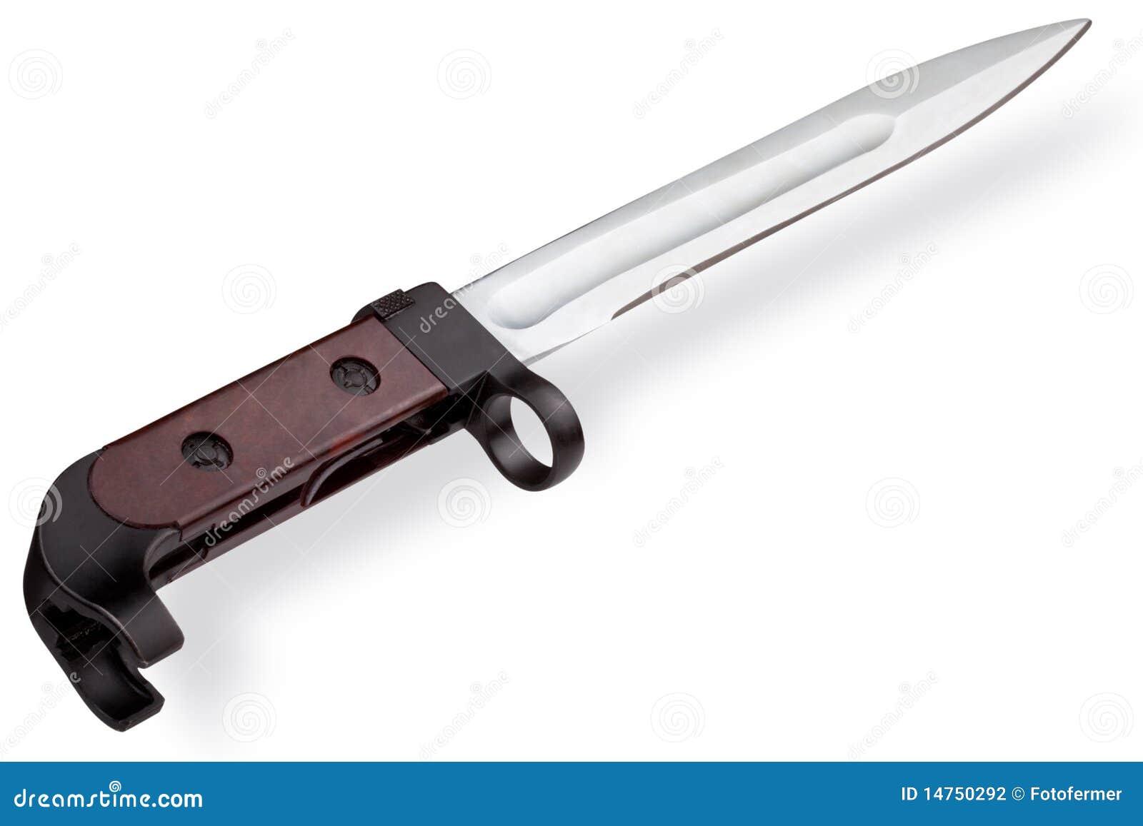 Russian bayonet