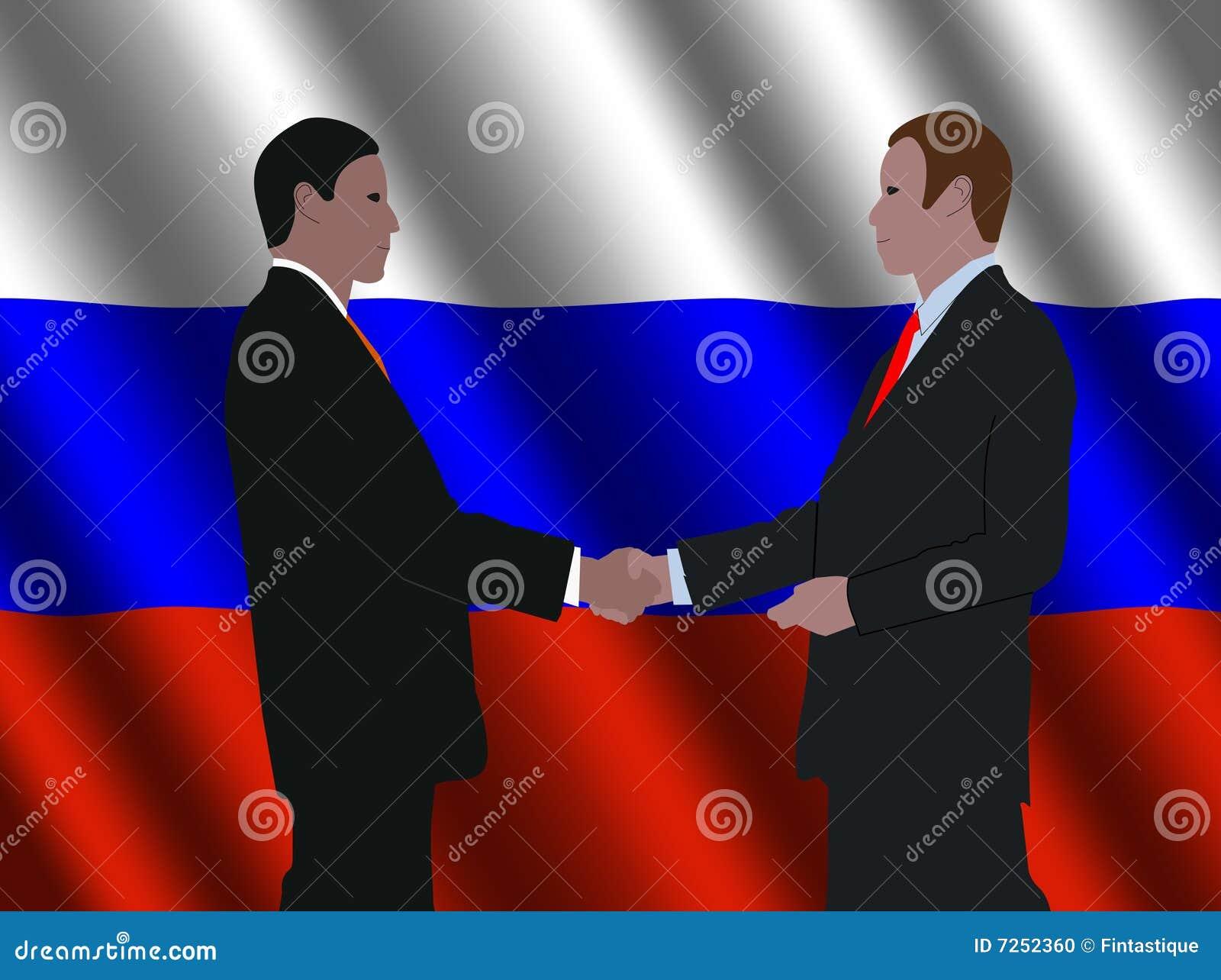 Men Meeting Russian 16