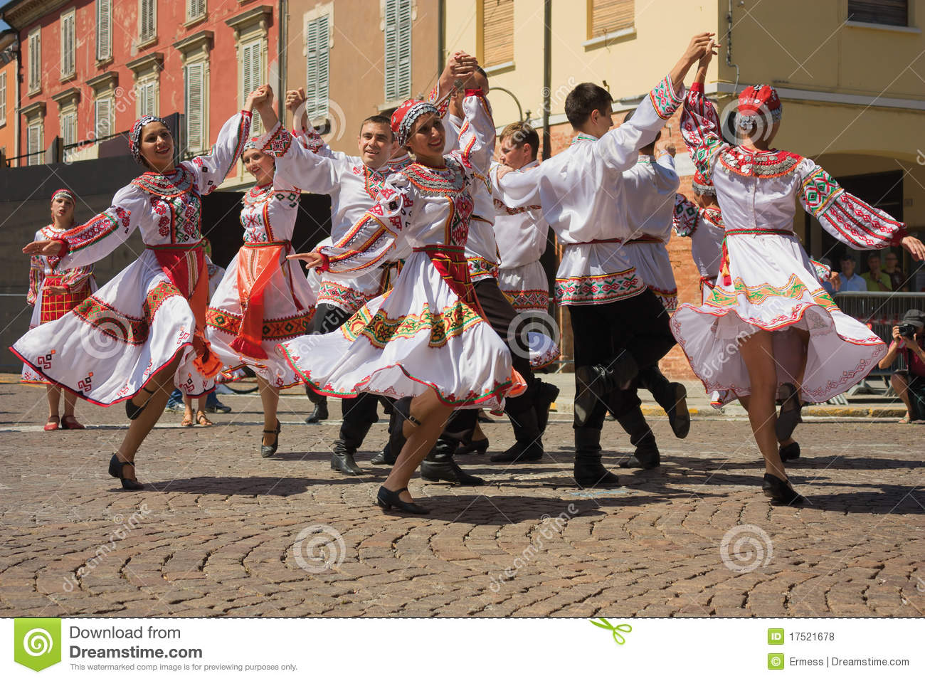 Russian Dancers Editorial Stock Photo Image 17521678