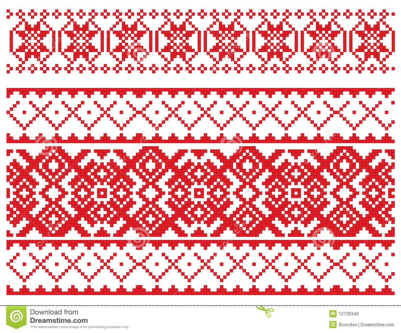 Pattern Of Russian Mit 20