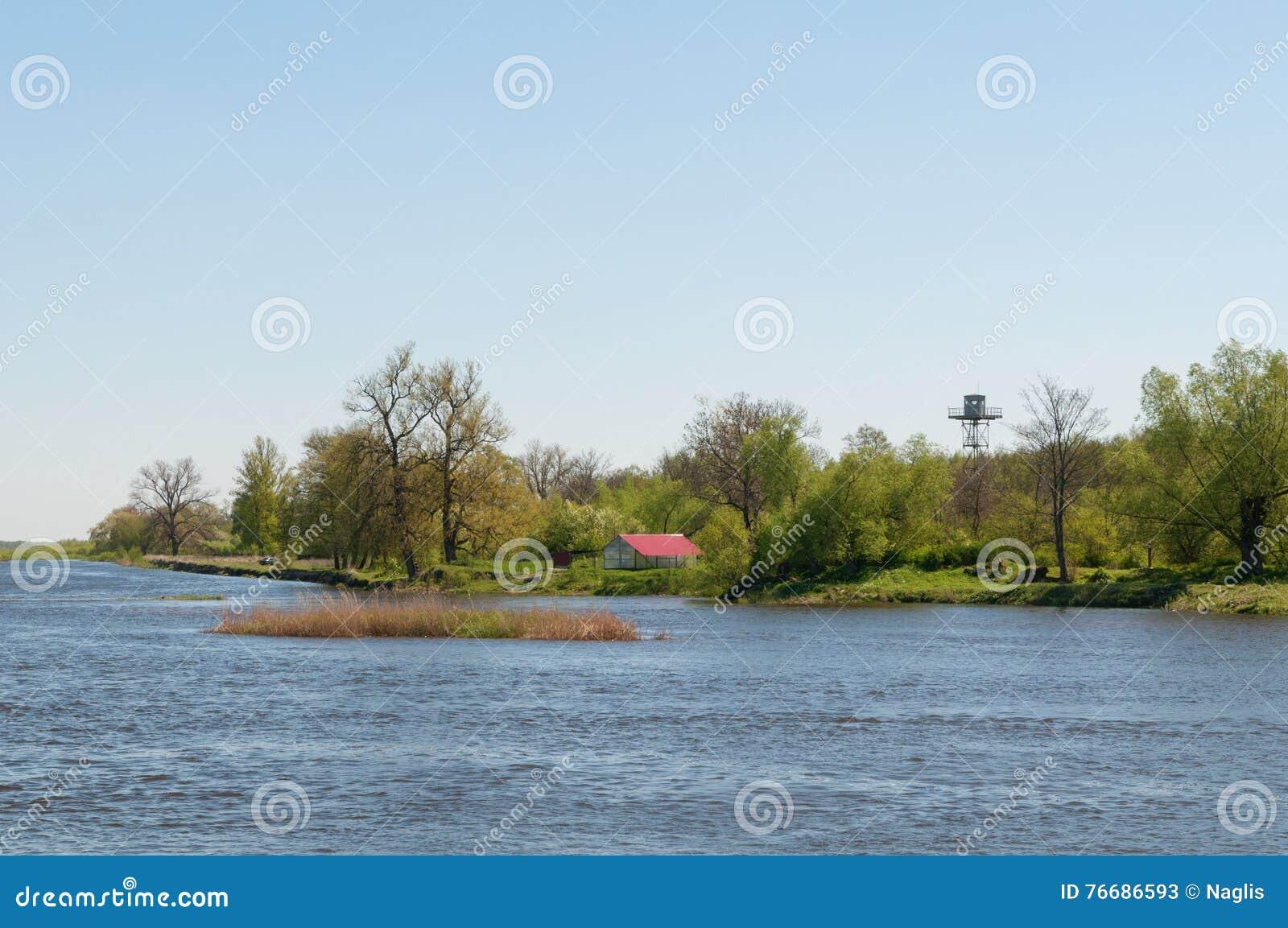 Russian Federation shore