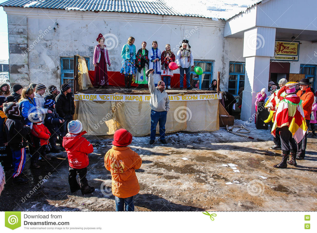 What is the number of Maslenitsa in 2019 67