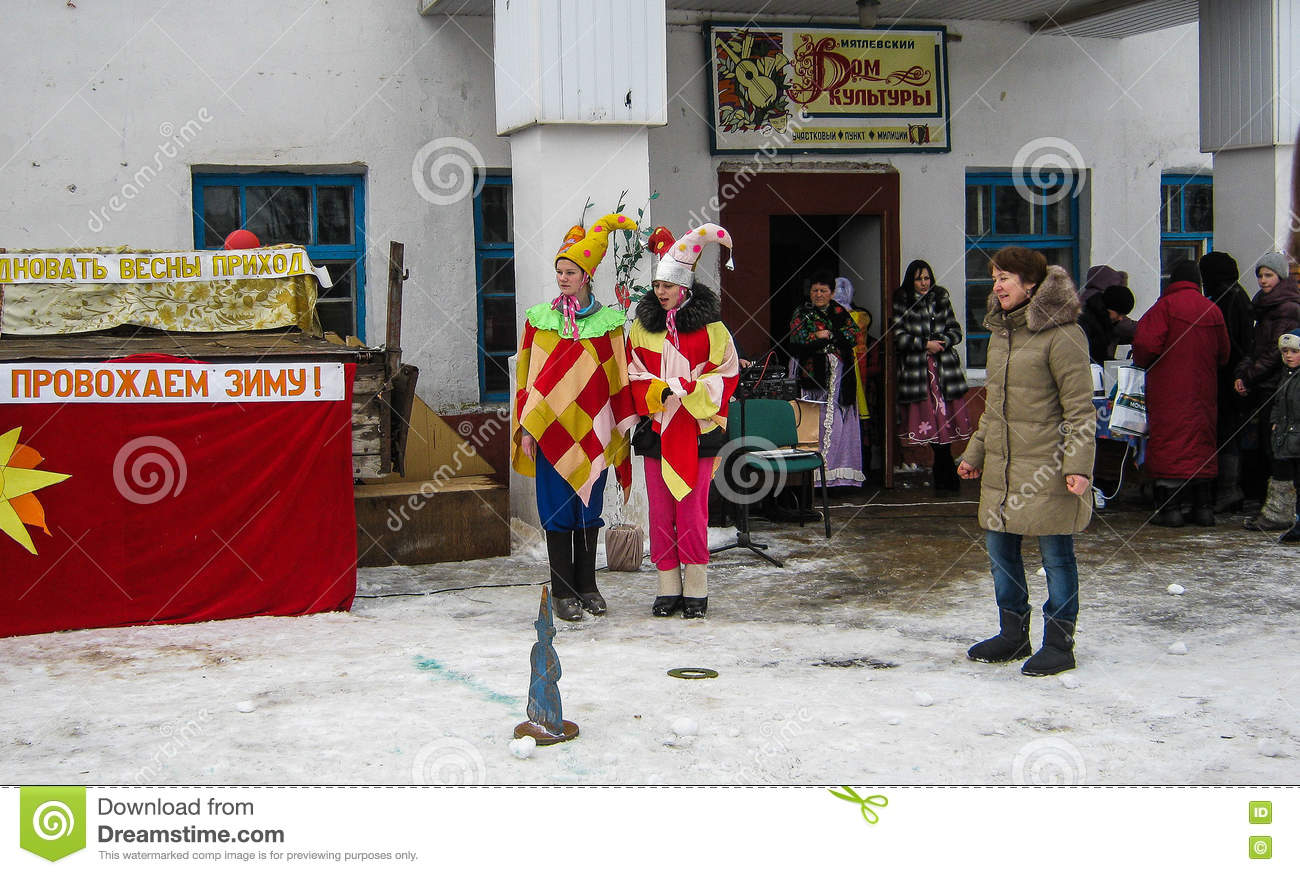 What is the number of Maslenitsa in 2019 33