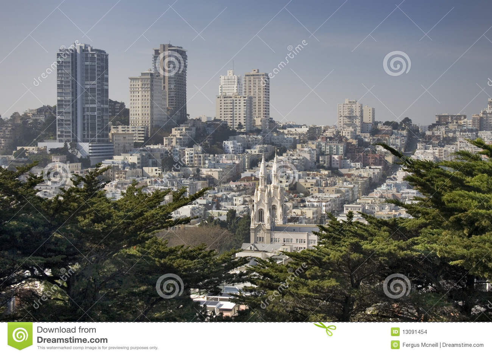 Superb Russian Church San Francisco #1: Russian-hill-san-francisco-13091454.jpg