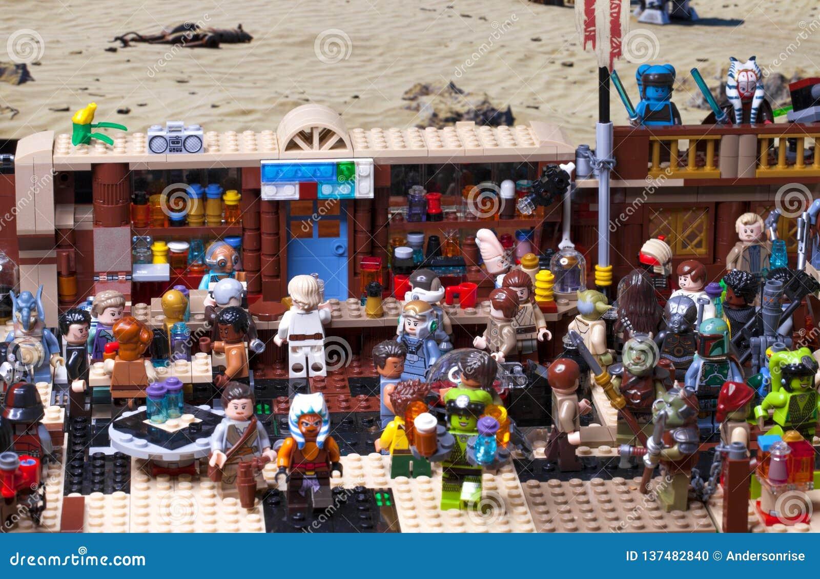 Lego Star Wars 2019 Winter Sets