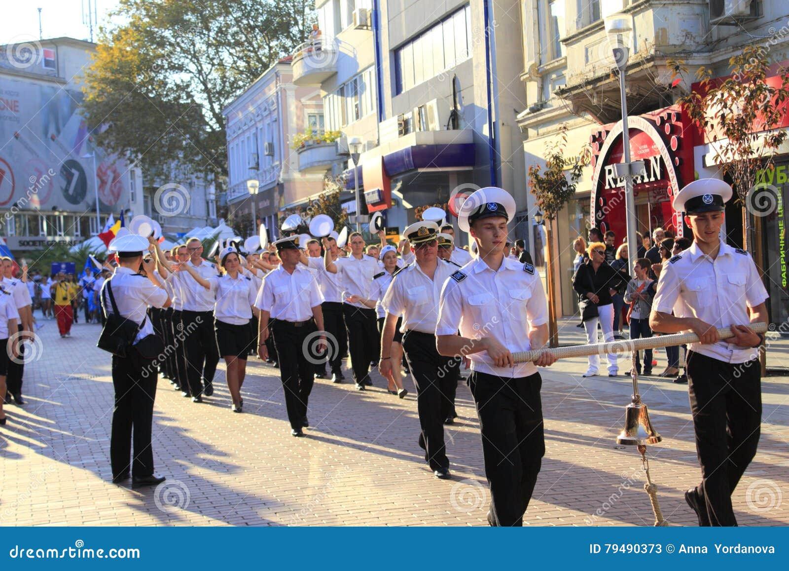 Sailing Crew List