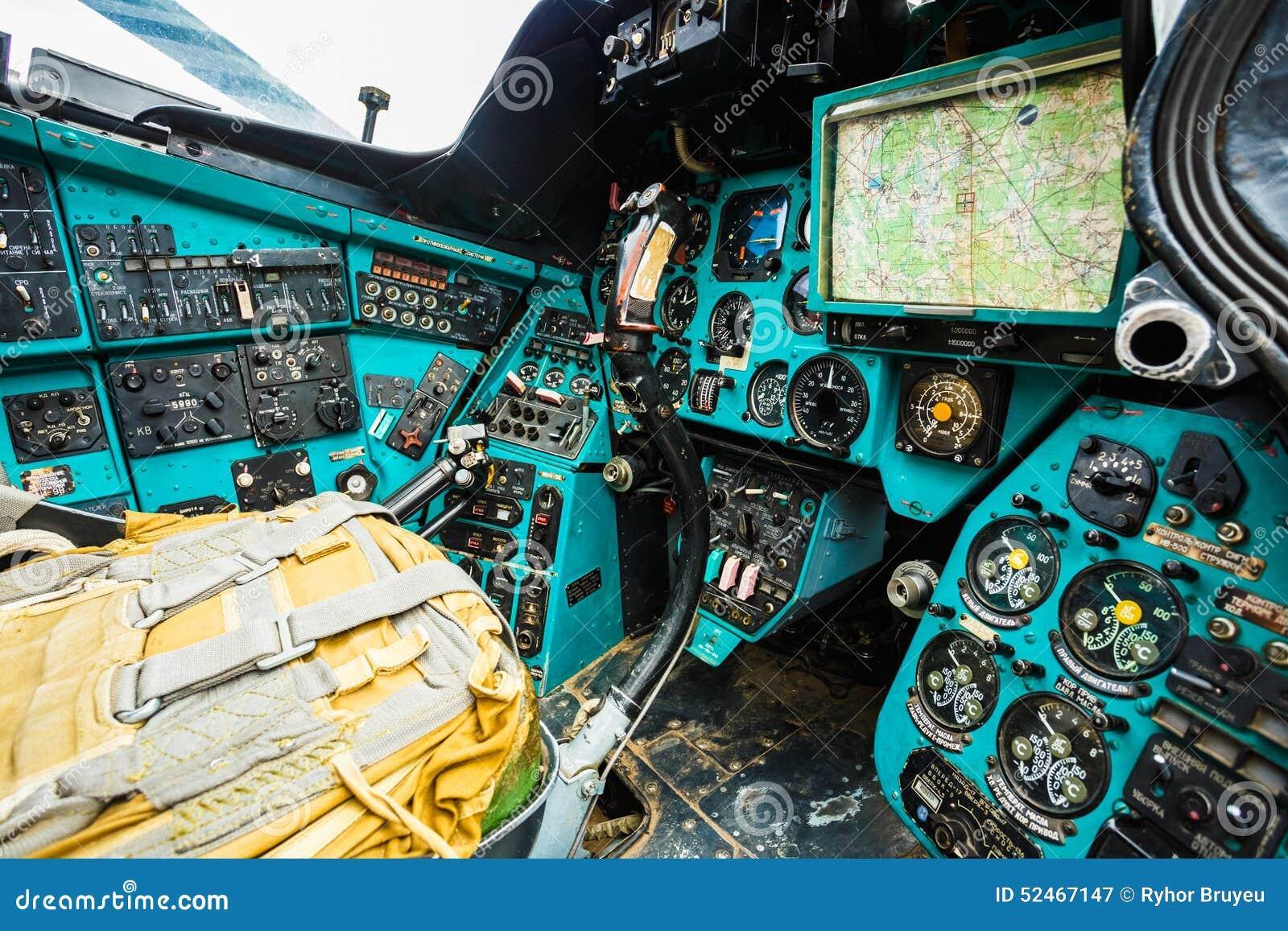 Russian Soviet multi-purpose transport helicopter