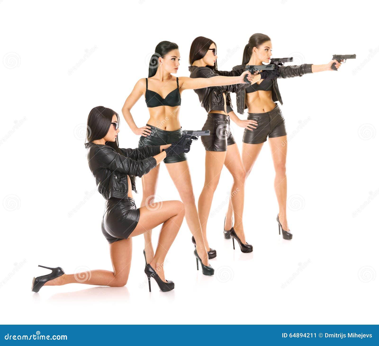 Spy girls Nude Photos 63