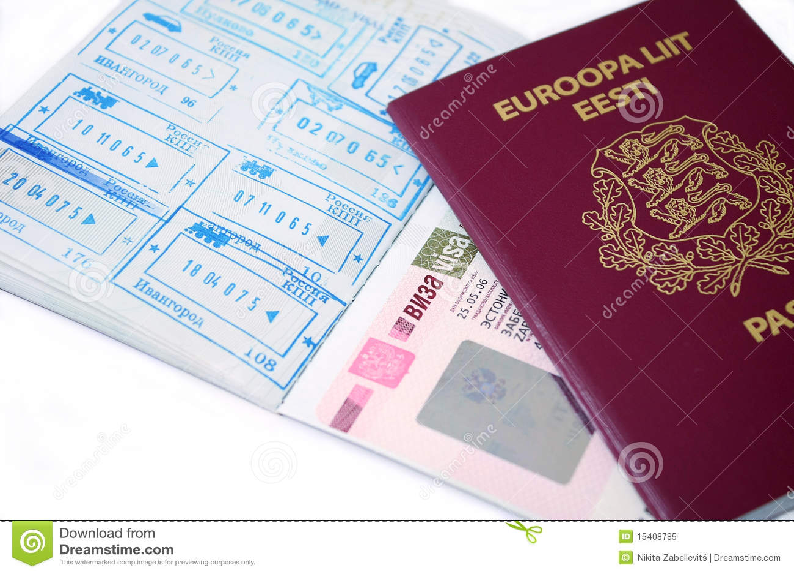 Tallinn Apartments Russian Visas Visa 105