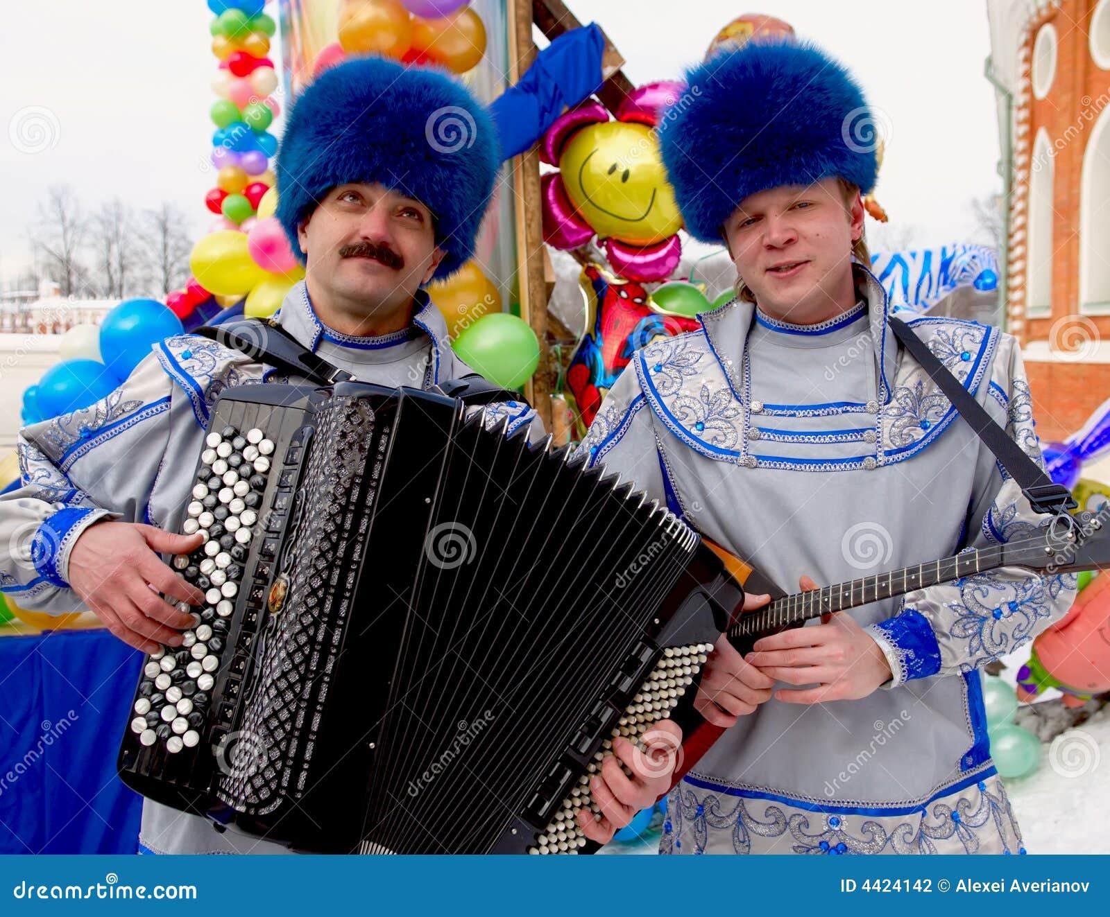 Russisch Carnaval Maslenitsa