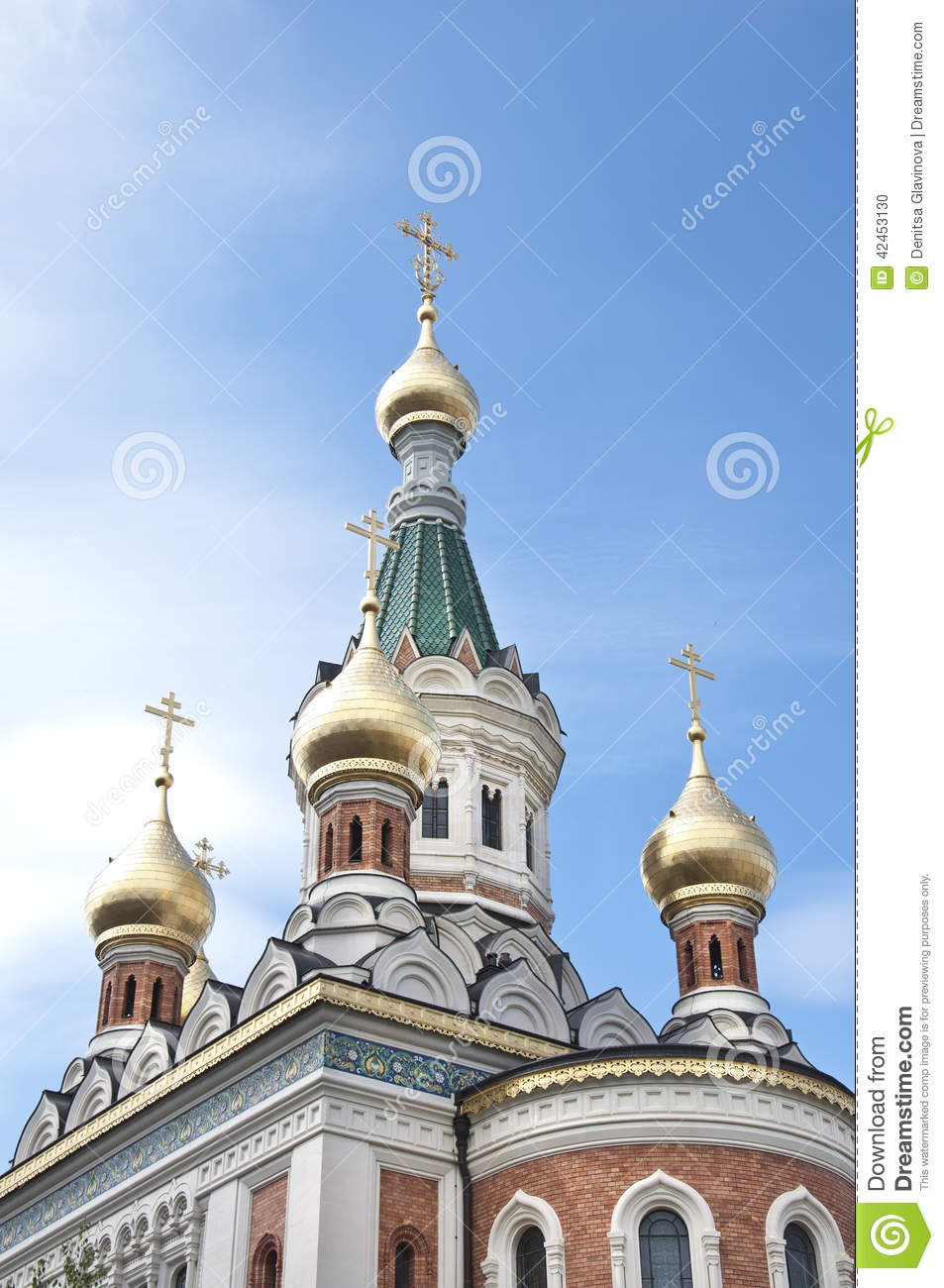 Russische orthodoxe Kathedrale in Wien