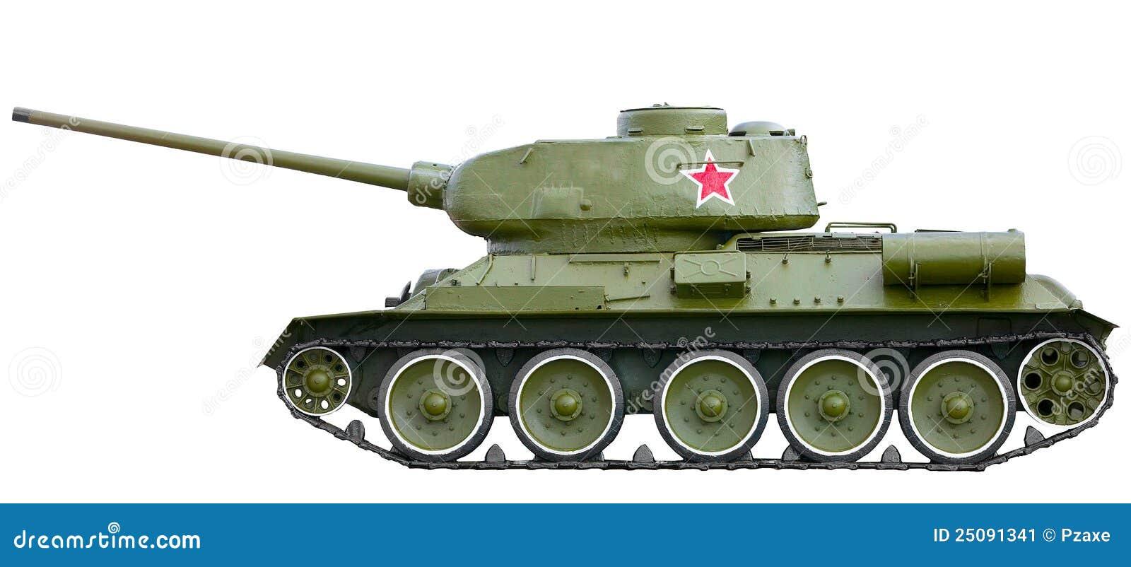 Russian tank t34 royalty free stock images image 23498479 - Russische Tank T 34 Van Wereldoorlog Ii Stock Afbeelding