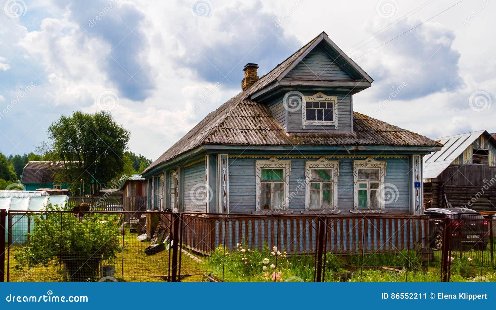 Liebenswert Russisches Holzhaus Beste Wahl P