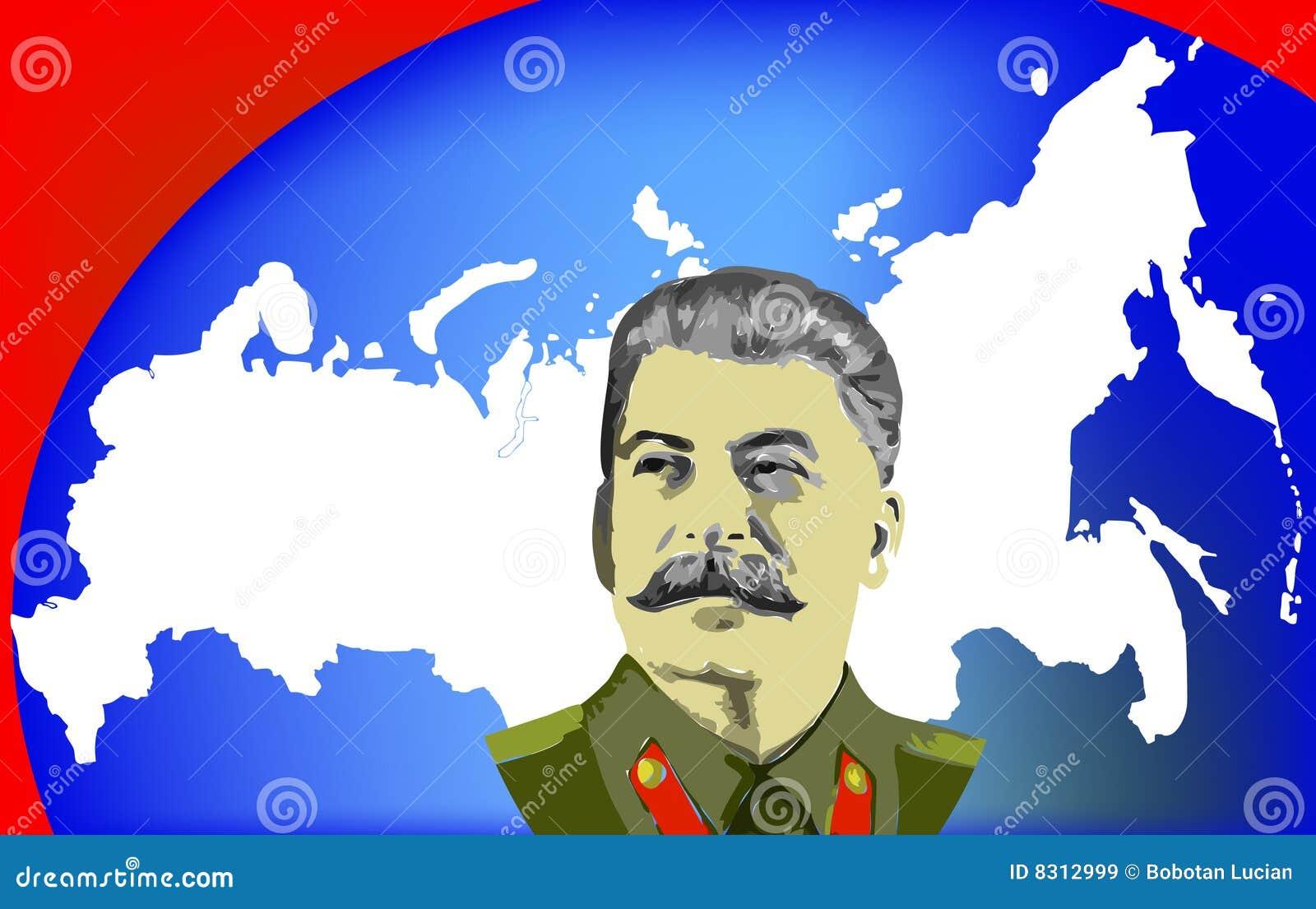 Russland u. Stalin